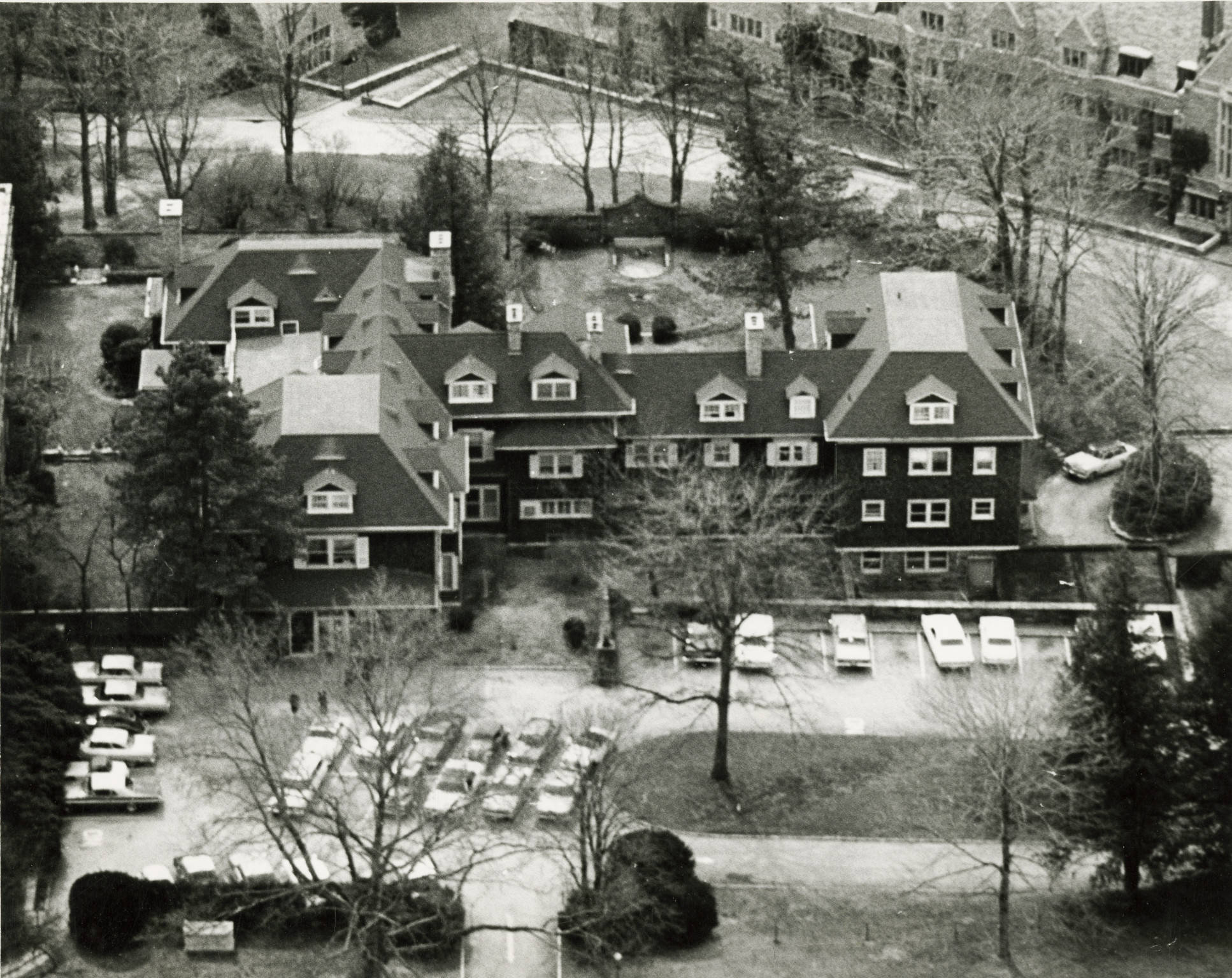 Deanery_Aerial_View
