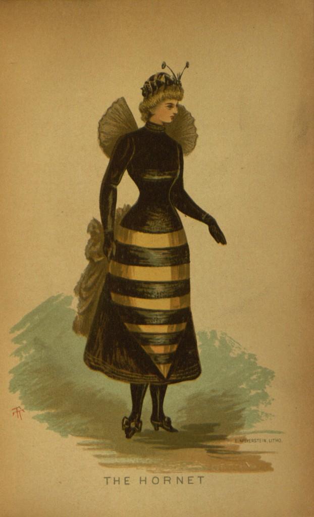 Hornet costume picture