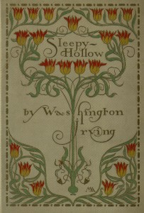 Sleepy Hollow - Cover trimmed