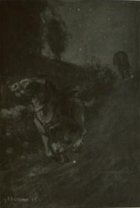 Sleepy Hollow - Plate