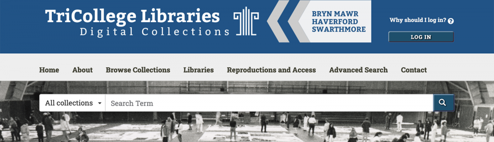 TriCollege Libraries Digital Collections header